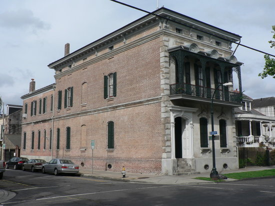 ‪Lanaux Mansion‬