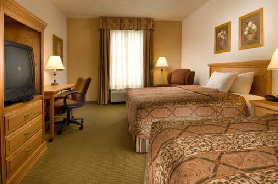 Drury Inn &amp; Suites San Antonio North: Room at hotel (non suite)