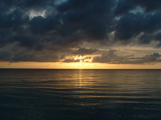 Cayo Coco, Cuba: 6am looking for dolphins