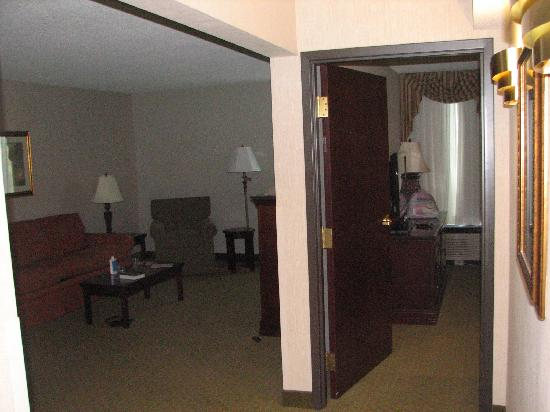 2 Room Suite Picture Of Drury Inn Suites Fenton St Louis Fenton Tripadvisor