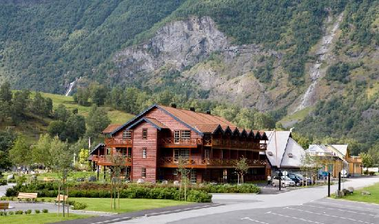 Flamsbrygga Hotell: The Flamsbrygga Hotel, Flam