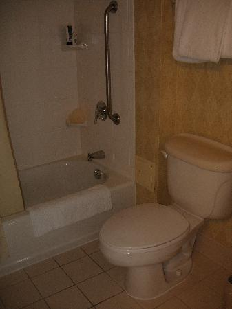 Residence Inn Whitby: Bathroom
