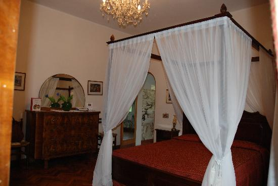 Villa Albertina: romantic casanova suite