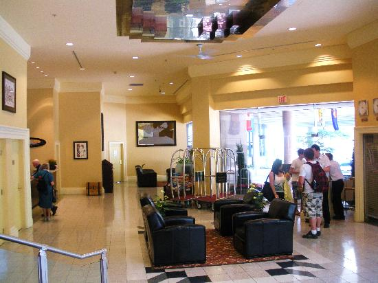 Hotel Lobby Picture Of Rosedale On Robson Vancouver Tripadvisor