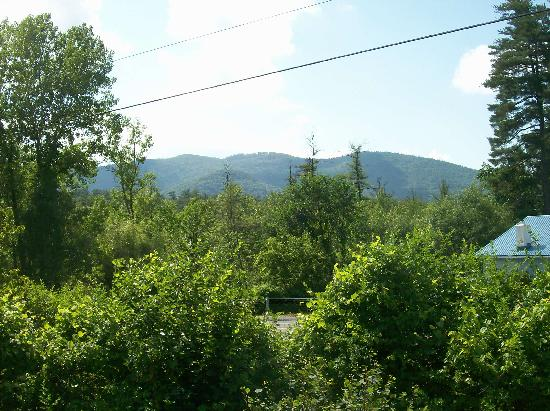 Studio Motel of Lake George: The View from our Front Door