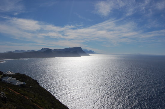 Le Cap, Afrique du Sud : OCEANO INDIANO da Cape point