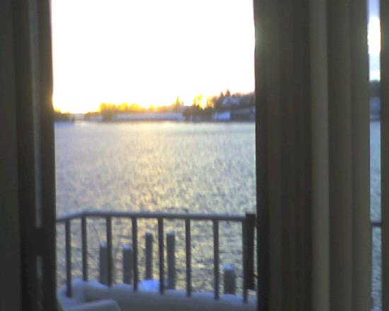 The Edgewater Inn: From My Room