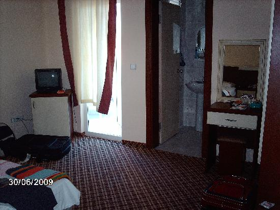 Beldibi, Turkey: The room