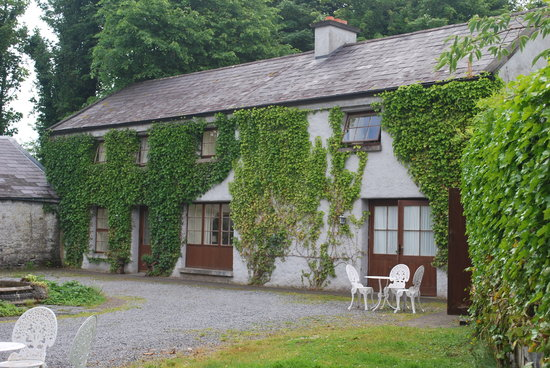 Lisdonagh Manor House: The house
