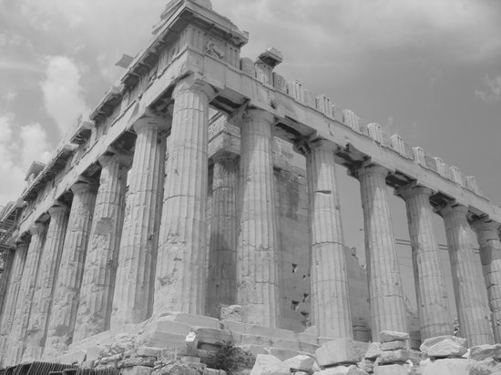 Athens, Greece: right view
