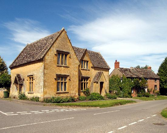 Thatched cottage in Great Wolford - Picture of Great ...