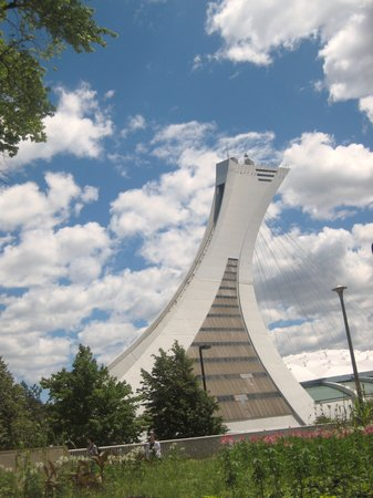 Montreal, Kanada: Parc Olympique