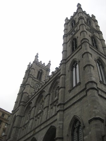 Montreal, Kanada: Notre Dame