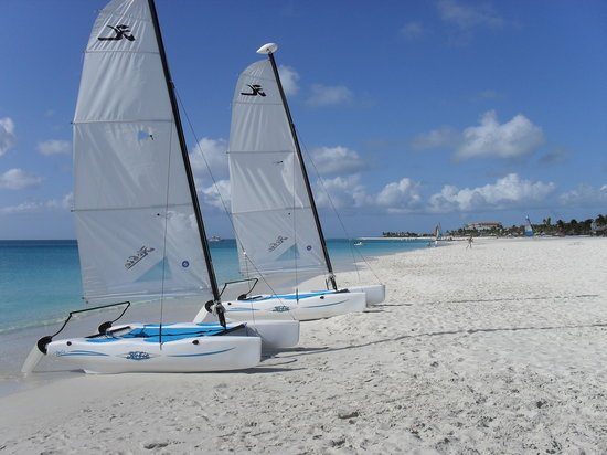 Providenciales: RWI beach