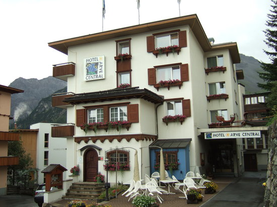 Photo of Hotel Arve Central Arosa