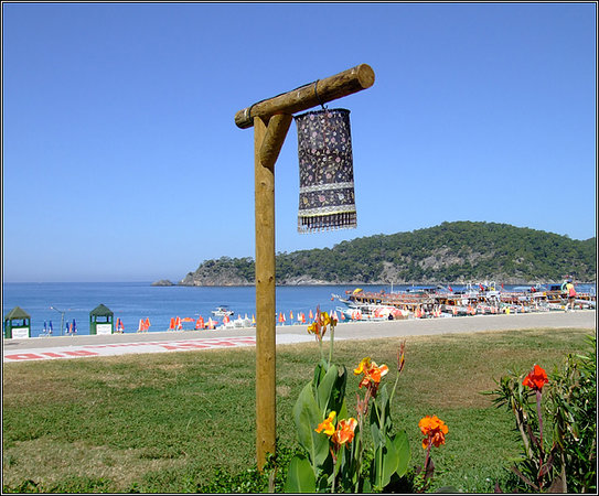 Oludeniz, Turkey: olu beach