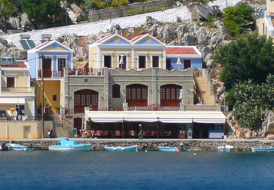 Photo of Odyssia Apartments Symi