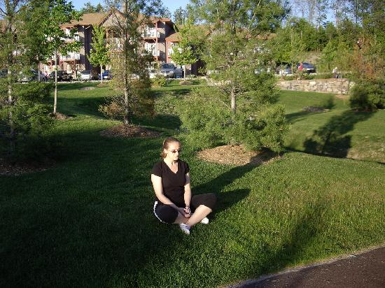 Barrie, Canada: relaxing