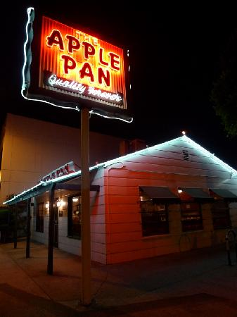 apple pan los angeles
