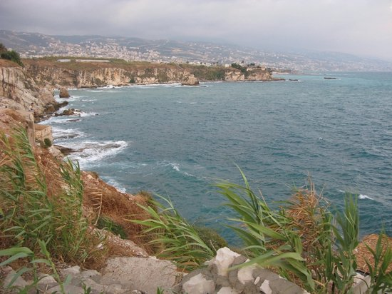 Beirut, Lebanon: Sea Veiw, Jbeil