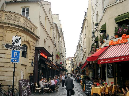 quartier latin paris picture of latin quarter paris tripadvisor. Black Bedroom Furniture Sets. Home Design Ideas