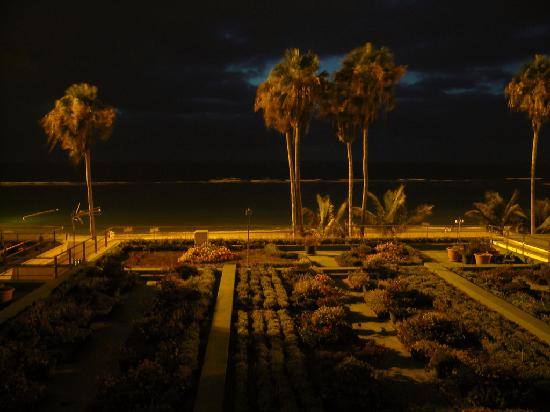 Reina Isabel Hotel: The view from the room
