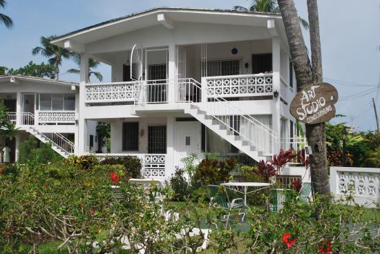 Holetown, Barbados: Art Studios