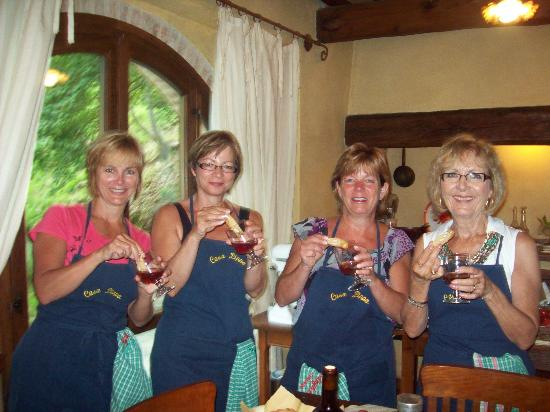 Casa Pippo: Cooking with Elisabetta
