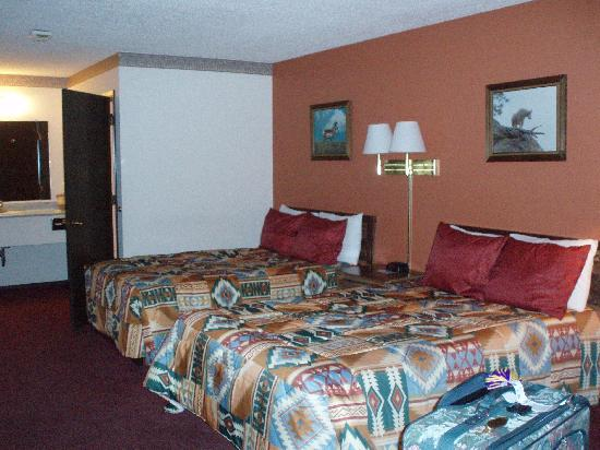 Chama, NM: Our Room