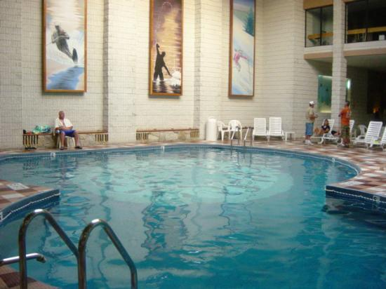 Will O&#39; the Wisp: Indoor Pool