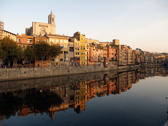 Grone, Espagne : Girona reflections 