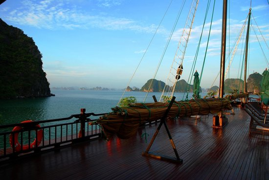 Halong Bay accommodation