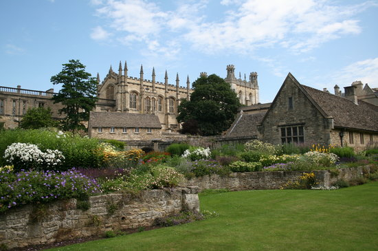 Οξφόρδη, UK: Christ Church