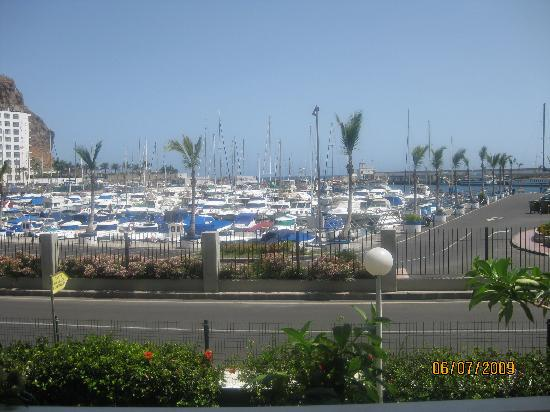 View from 1st floor apartment - Living in gran canaria ...