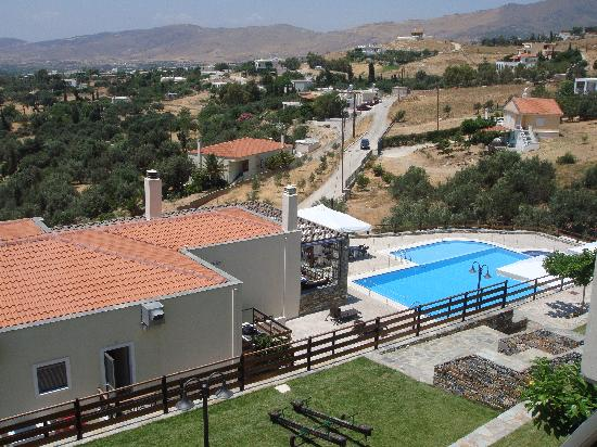 Aegea Hotel: the swimming pool