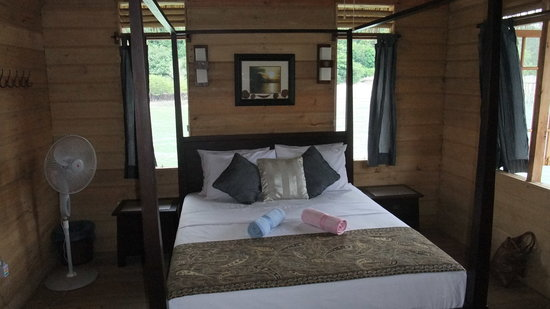Telunas Beach Resort: Bedroom