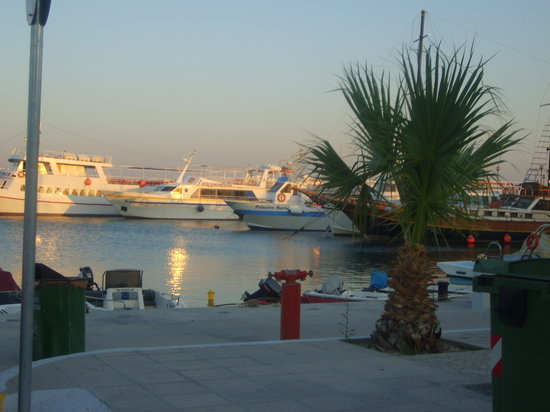 Kardamena, Grekland: Part of the Harbour