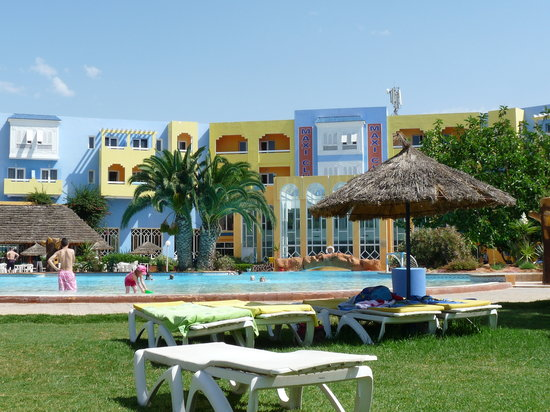 Photo of Sun Garden Hotel Hammamet