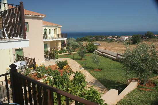 Livadaki Village Hotel: View from our room