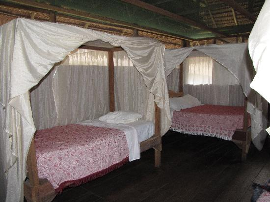 ‪‪Amazonia Expeditions' Tahuayo Lodge‬: Room #3‬