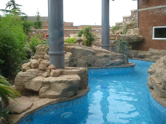 Ragdale Hall Health Hydro & Thermal Spa: The Thermal Spa River