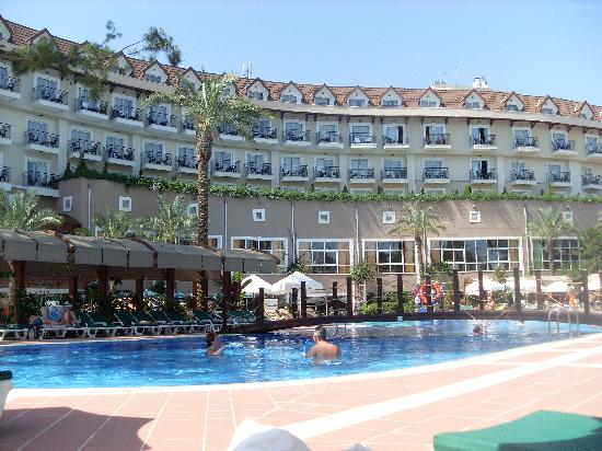 Party Night On Thuesday Picture Of Amara Wing Resort Kemer Kemer Tripadvisor