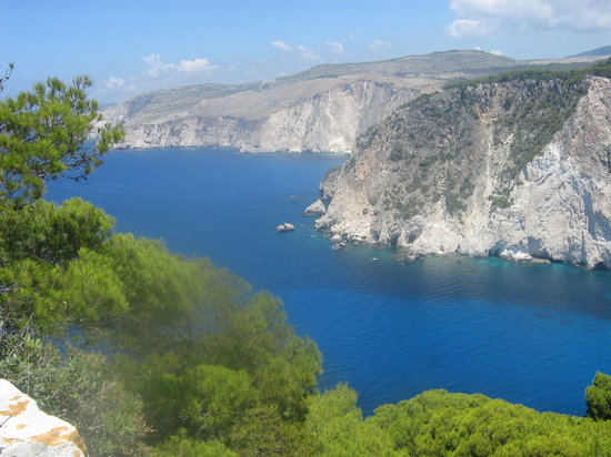 Zakynthos, Hellas: Keri Point