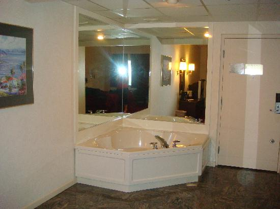 Comfort Inn Sandusky: Hot Tub