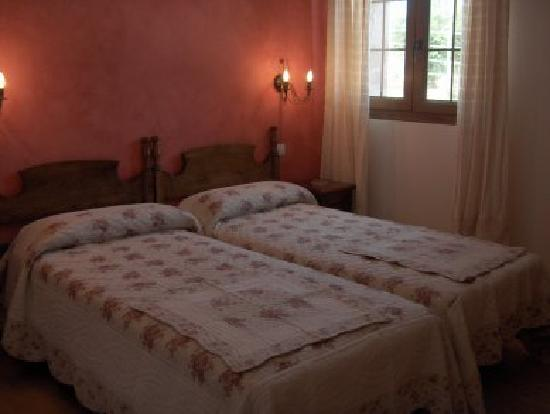 Cantabria, Spain: Room