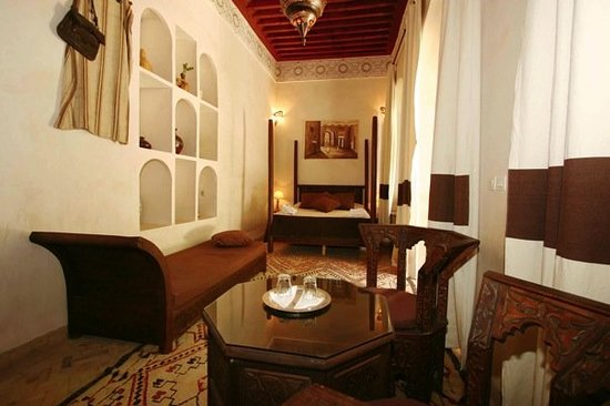 Riad Massiba: Ma Chambre :)