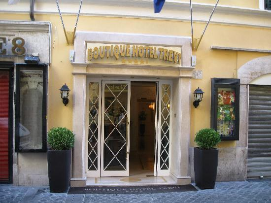 Boutique hotel trevi picture of boutique hotel trevi for Hotel boutique rome