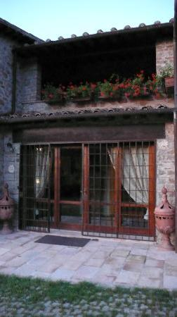 Casa Pippo: Front entry
