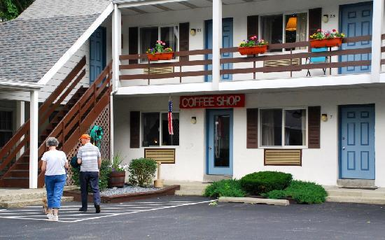Roosevelt Inn: the inn