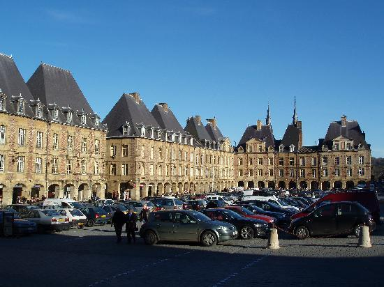 place ducale picture of charleville mezieres ardennes tripadvisor. Black Bedroom Furniture Sets. Home Design Ideas